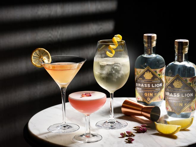 The Great Gin Galore, available from 12:00pm daily