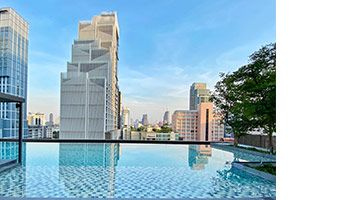 Enjoy 25% off Best Available Rates with Oakwood Suites Bangkok's Opening Special.