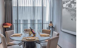 Enjoy 15% off Best Flexible Rates, complimentary breakfast and more this Lunar New Year at Oakwood Residence Damei Beijing