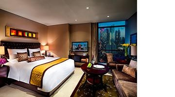 Celebrate Lunar New Year in the privacy of your luxurious serviced apartment for 25% less at Oakwood Premier Guangzhou.