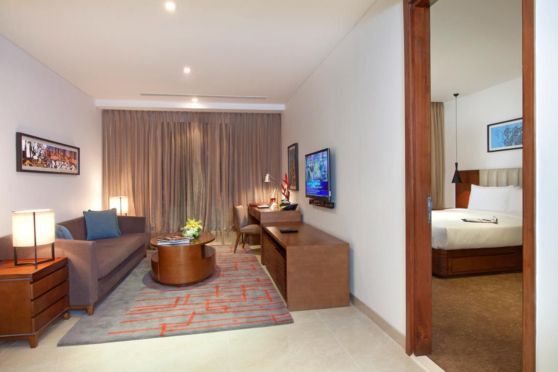 Oakwood Residence Prestige Whitefield, Bangalore's one-bedroom apartment