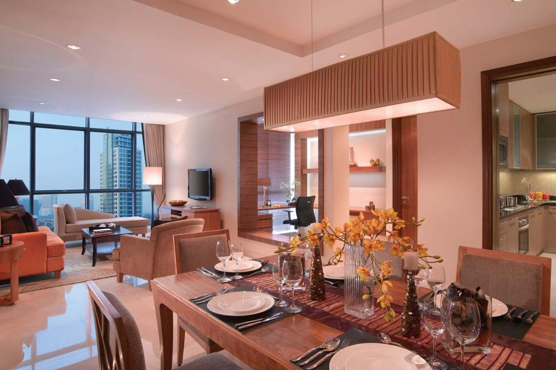 Serviced Apartments in Jakarta | Oakwood - Oakwood Premier
