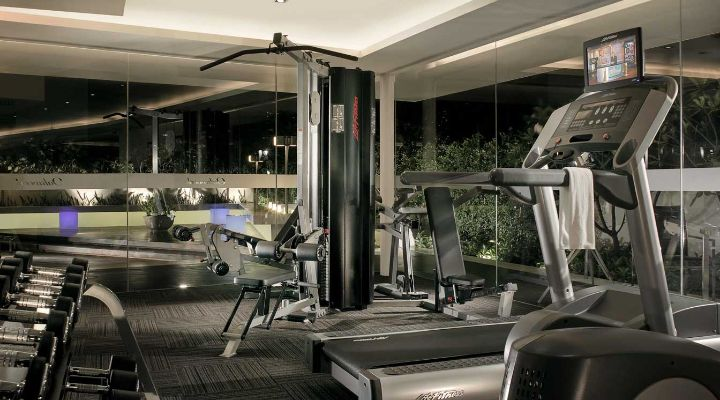 Oakwood Residence Sukhumvit Thonglor, Bangkok's fitness center